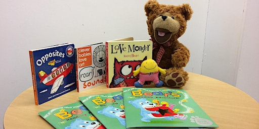 Toddler Rhyme Time (Colne)