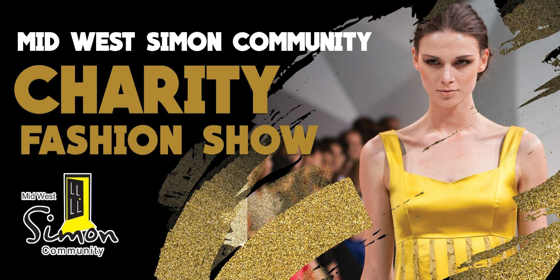 Mid West Simon Charity Fashion Show