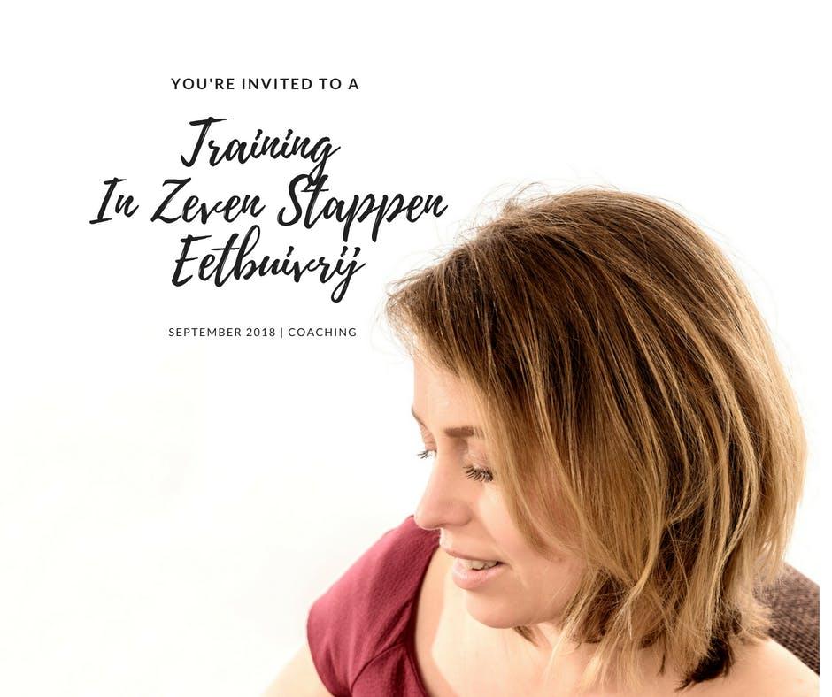 Training In zeven stappen eetbuivrij