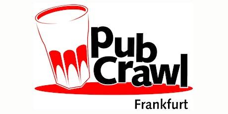Öffentliche PubCrawl Tour in Frankfurt Tickets