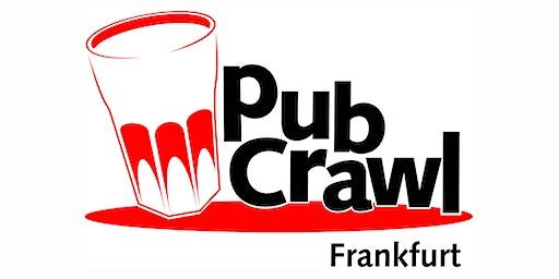 Öffentliche PubCrawl Tour in Frankfurt