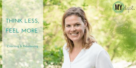 Kennismaking Coaching & Rebalancing tickets