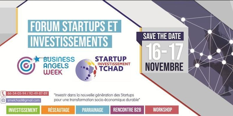 Startups and Investment Forum Chad