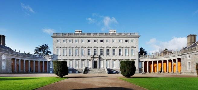 Young Irish Georgians tour of the Castletown House Archive and historic Celbridge, Co. Kildare