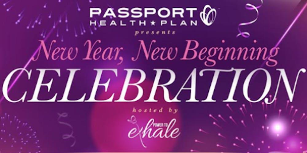 New Year, New Beginning Celebration Tickets, Sat, Jan 5, 2019 at 6 ...