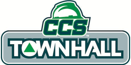 CCS Town Hall 2019 - Site Safety and Your Contract tickets