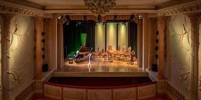 """""""Ville Aperte a Teatro Belloni: Barlassina e il suo patrimonio culturale"""" - concerto di pianoforte"""