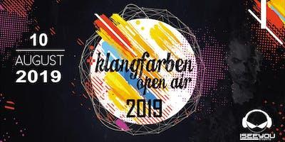 Klangfarben OPEN AIR 2019