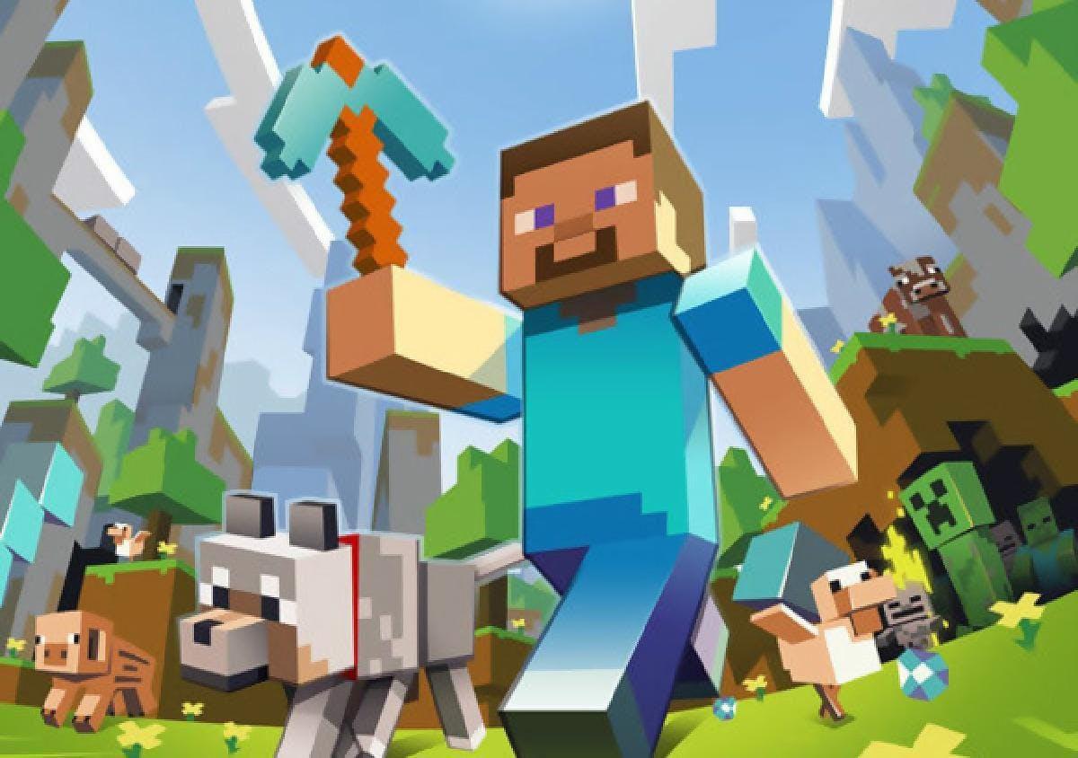 Minecraft-Workshop für Eltern und Kinder ab 8 Jahren (23.02.2019)