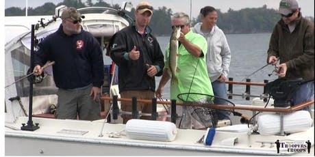 Fishing Trip - Troopers Assisting Troops tickets
