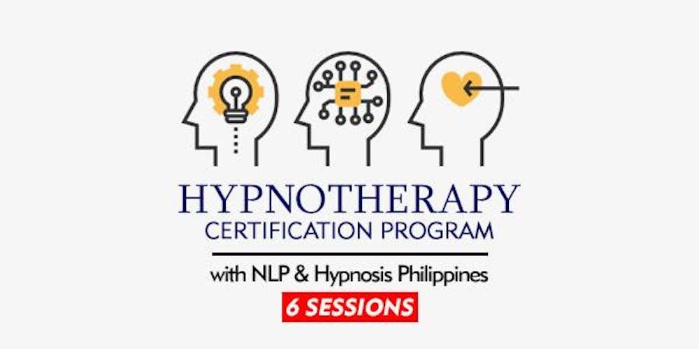 Hypnotherapy Certification Program Tickets Multiple Dates Eventbrite