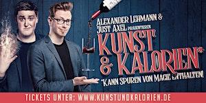 Zauberdinner - Kunst und Kalorien mit Alexander...