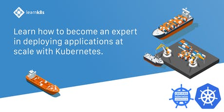 Advanced Kubernetes course — Singapore tickets