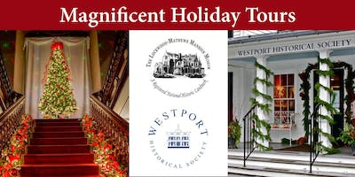 10:30 a.m. Holiday Group Tour at LMMM and WHS