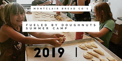 Fueled by Doughnuts Summer Camp 2019