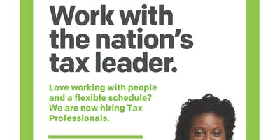 H R Block Income Tax Course Open House Englewood August Thursday 2