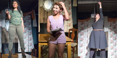 Thinking In Full Color: Theatrical Writing Residency Performance