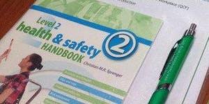 Level 2 Award in Health and Safety within the...