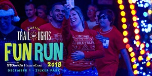 2018 Austin Trail of Lights Fun Run