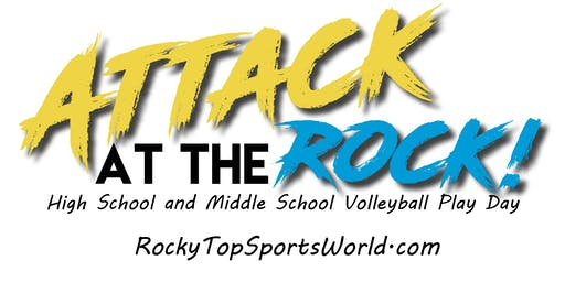 2019 Attack at the Rock!