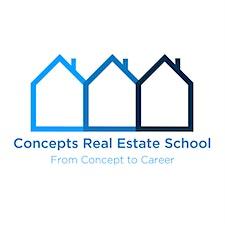 Concepts Real Estate School logo