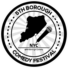 5TH BOROUGH COMEDY FESTIVAL logo