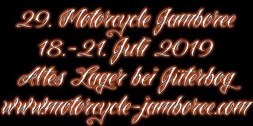 29. Motorcycle Jamboree 2019