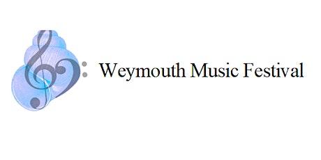 Weymouth & Dorset Music Festival 2020 tickets