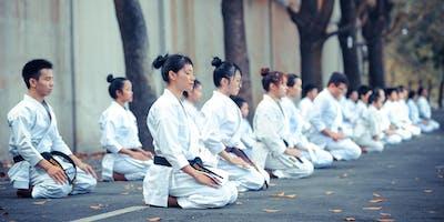 Taekwondo at Aurora Strong