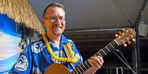 Stephen Inglis - Contemporary Slack Key Guitar