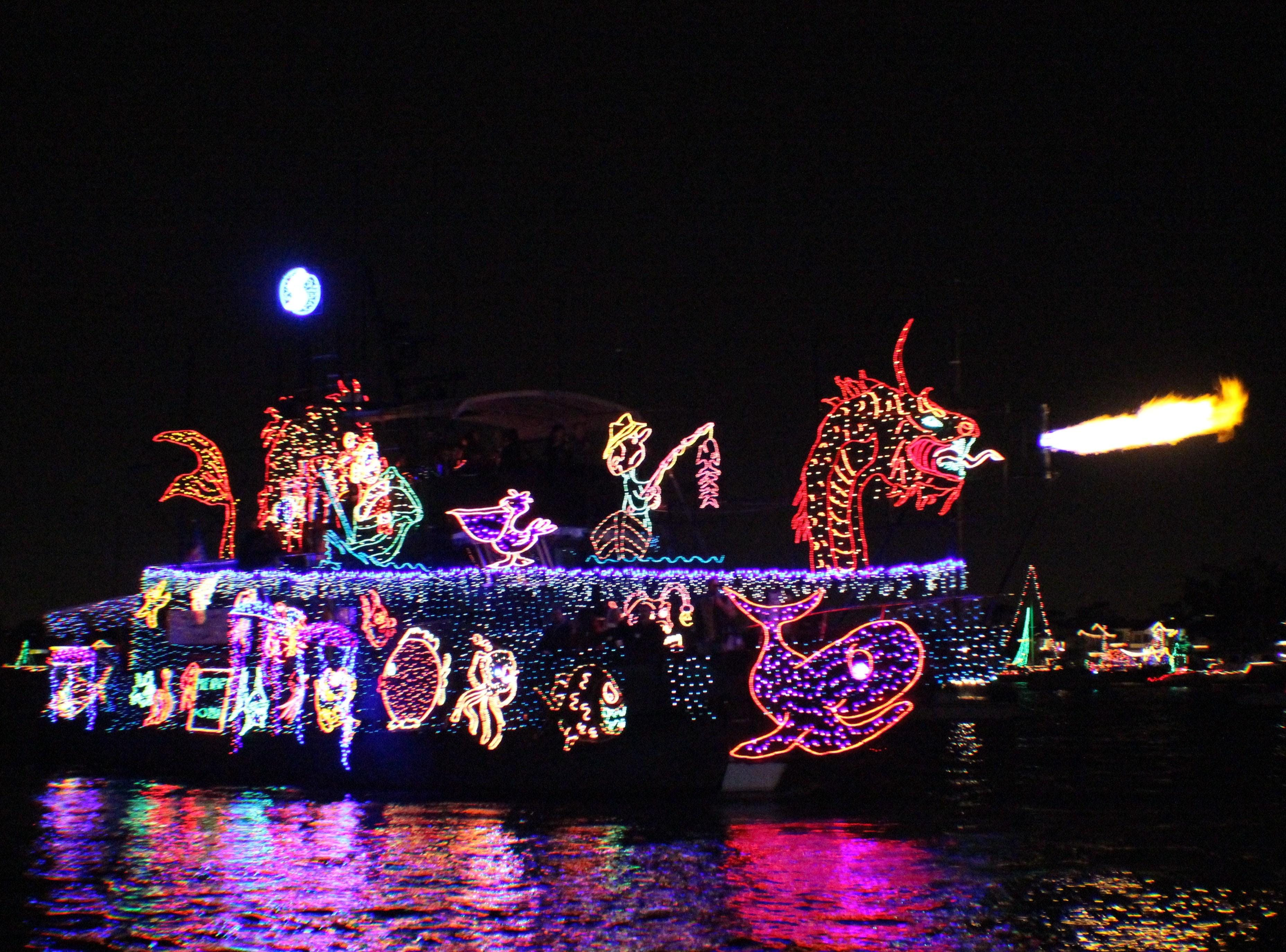 Newport Beach Christmas Boat Parade 2019 Tickets Party Als
