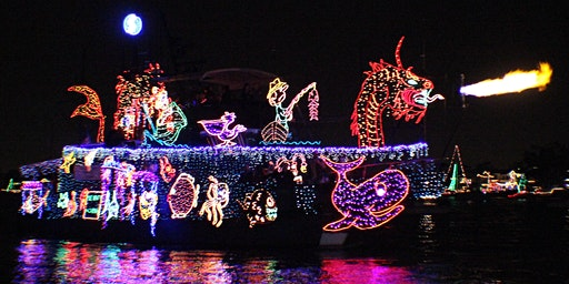 Newport Beach Christmas Boat Parade & Holiday Lights 2019 Tickets