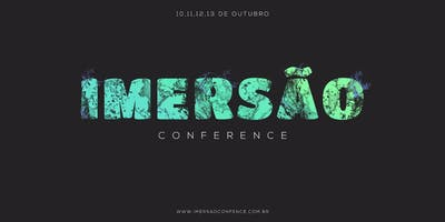 IMERSÃO CONFERENCE 2018
