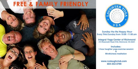 Laughter Yoga Sunday Ha Happy Hour tickets