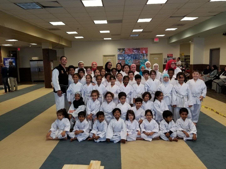 MAS-DC Youth Martial Arts