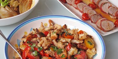 Italian Long Lunch Cooking Class