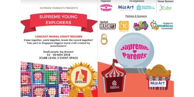 Supreme Young Explorers for a Good Cause