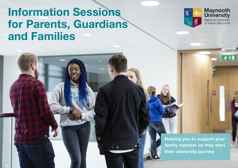 MU Parent / Family Orientation Thursday, 20th September
