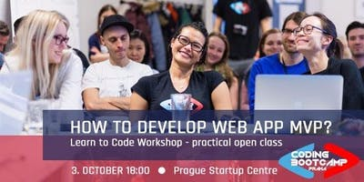 Learn to Code Workshop - Learn How to Develop a Web App