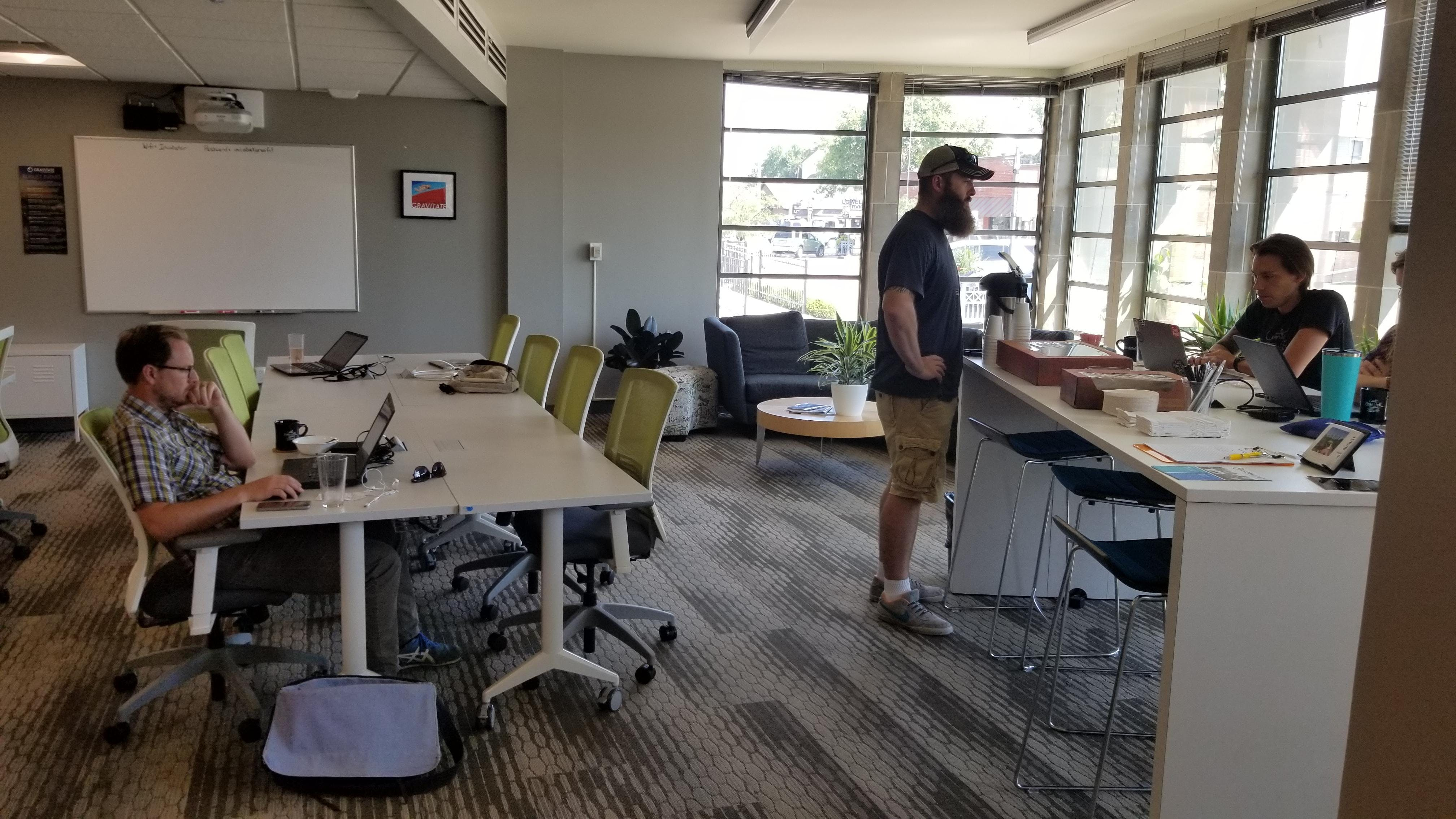 Third Thursday (FREE) Coworking Day