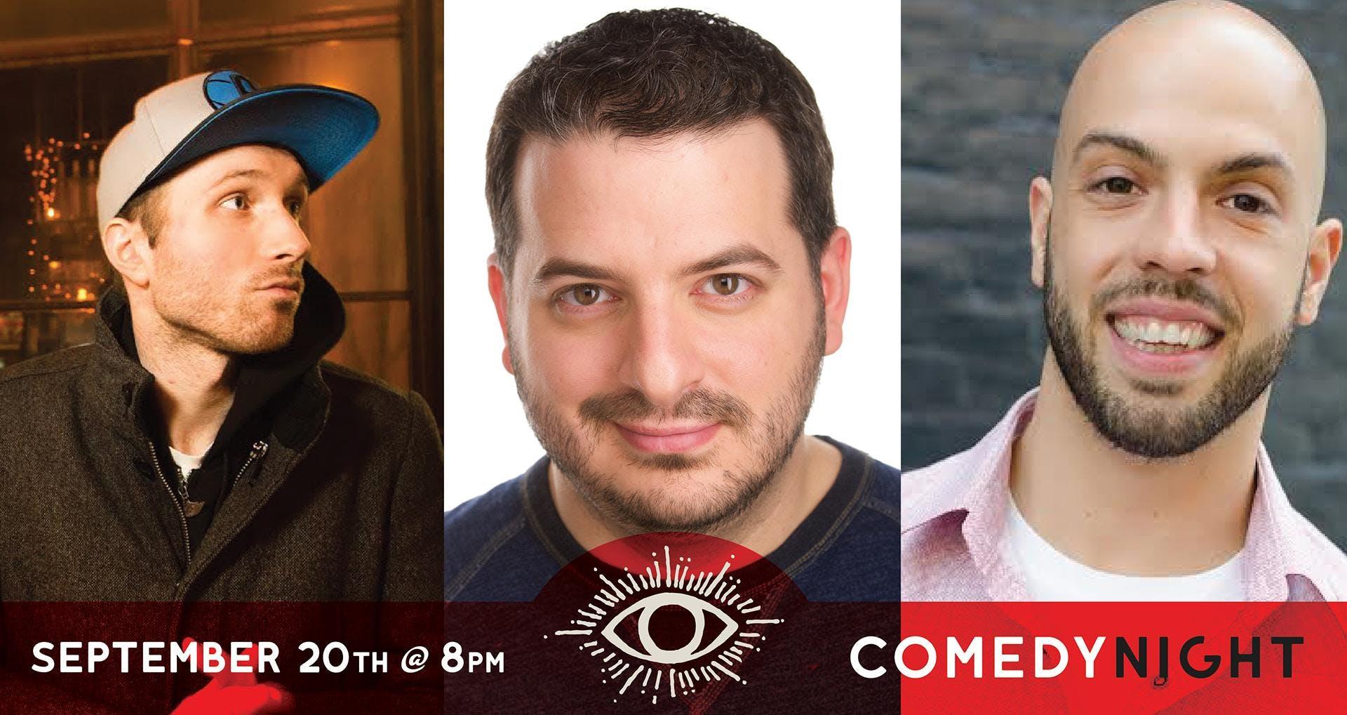 LOADING DOCK September 20 Comedy Night