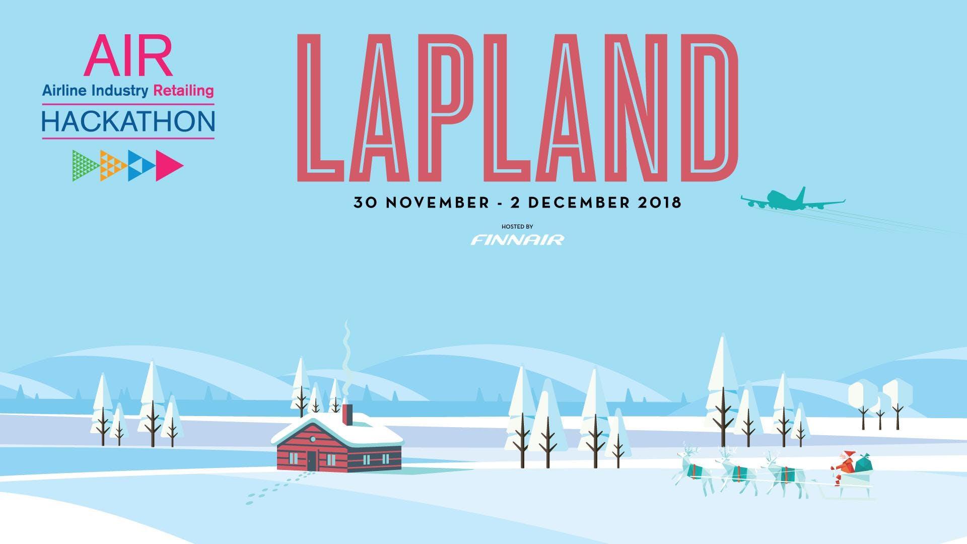 IATA AIR Hackathon Lapland, FI- Developers/de
