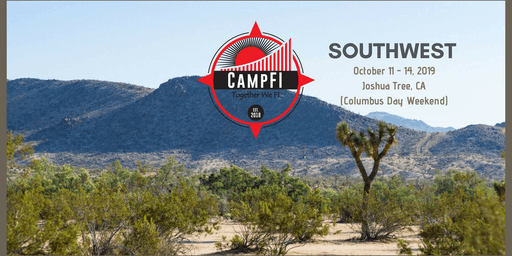 CampFI: Southwest 2019 Oct 11-14 - Columbus Day Weekend