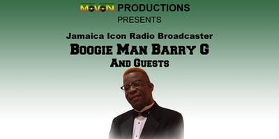Boogie Man Barry G and Guests - Revival UK Tour