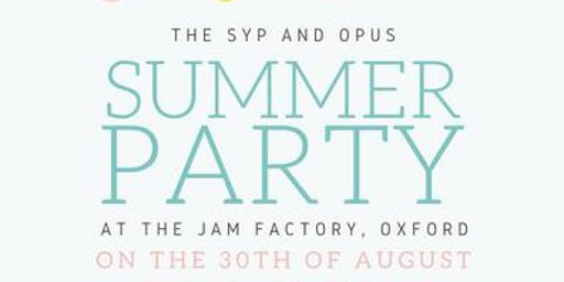 Free london united kingdom single party events tomorrow eventbrite the syp and opus summer party ccuart Images