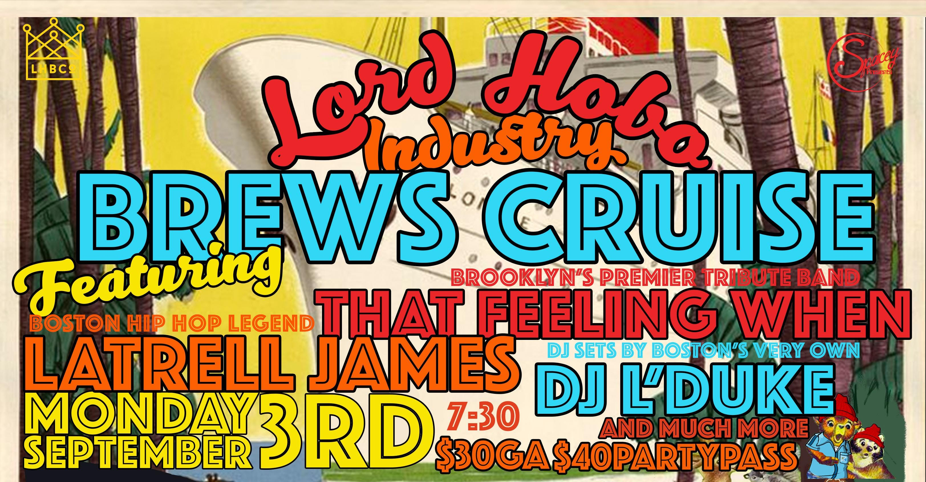 Spacey Presents: The 2nd Annual Lord Hobo Industry BrewsCruise - 3 ...