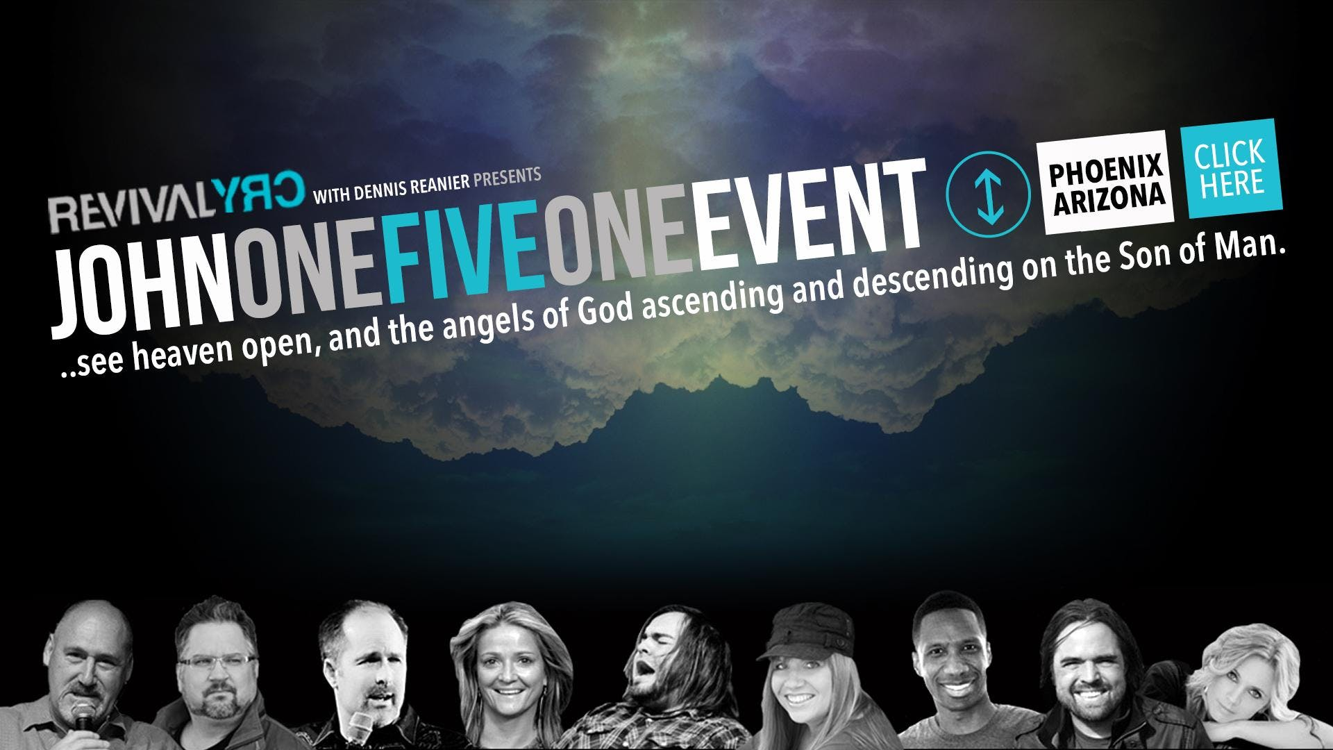 John 151 AZ. Jason Upton, Stacey & Wesley Campbell, Dennis Reanier, & More!