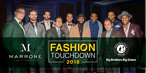 2018 Big Brothers Big Sisters Fashion Touchdown