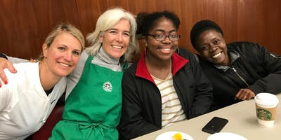 Host a Breakfast at Women's Center of Wake County