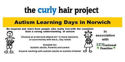The Curly Hair project: Autism Learning Day 1